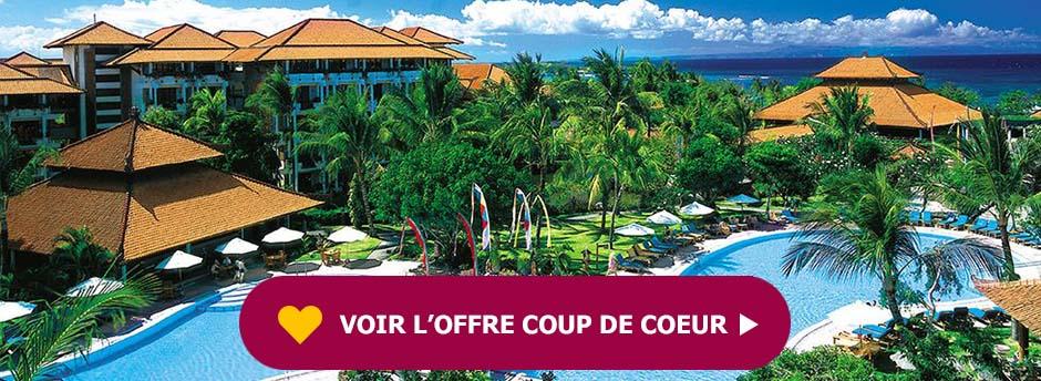 Combiné Ubud Village Hotel & Ayodya Resort Bali